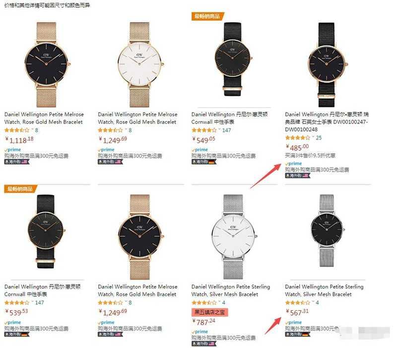 DW手表一个超级暴利赚钱项目 低买高卖轻松月入30000+插图3